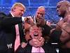 WWE ದಿಗ್ಗಜ ಅಮೆರಿಕದ ನೂತನ ಅಧ್ಯಕ್ಷ ಟ್ರಂಪ್