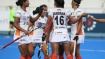 FIH ಮಹಿಳಾ ಹಾಕಿ ಸೀರೀಸ್ ಫೈನಲ್ಸ್: ಫಿಜಿ ವಿರುದ್ಧ ಭಾರತಕ್ಕೆ ಜಯ