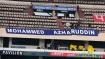 ಭಾರತ vs ವಿಂಡೀಸ್ ಟಿ20ಗೂ ಮುನ್ನ ಅಜರುದ್ದೀನ್ ಸ್ಟ್ಯಾಂಡ್ ಲೋಕಾರ್ಪಣೆ