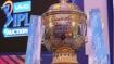 ಐಪಿಎಲ್ 2020: ಕೇಂದ್ರ ಸರ್ಕಾರದಿಂದ ಗ್ರೀನ್ ಸಿಗ್ನಲ್, ನವೆಂಬರ್10ಕ್ಕೆ ಫೈನಲ್