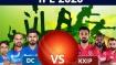 ಐಪಿಎಲ್ 2020: ಡೆಲ್ಲಿ vs ಚೆನ್ನೈ, ಟಾಸ್ ವರದಿ, ಅಂತಿಮ ತಂಡಗಳು