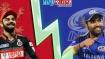 ಐಪಿಎಲ್: ಆರ್ಸಿಬಿ vs ಎಂಐ, ಟಾಸ್ ರಿಪೋರ್ಟ್, ಅಂತಿಮ ತಂಡಗಳು
