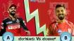 ಐಪಿಎಲ್ 2020: ಬೆಂಗಳೂರು vs ಪಂಜಾಬ್, ಟಾಸ್ ವರದಿ, ಅಂತಿಮ ತಂಡಗಳು