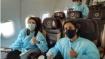ಐಪಿಎಲ್ 2020: ಯುಎಇಗೆ ಬಂದಿಳಿದ ಮಿಮೆನ್ಸ್ ಚಾಲೆಂಜರ್ ತಾರೆಗಳು