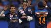 ಭಾರತ vs ಆಸ್ಟ್ರೇಲಿಯಾ, ಟಿ20: ಚಾಹಲ್ ಮ್ಯಾಜಿಕ್ಗೆ ಶರಣಾದ ಆಸೀಸ್