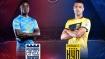 ಐಎಸ್ಎಲ್: ಹೈದರಾಬಾದ್ ಎಫ್ಸಿ vs ಮುಂಬೈ ಸಿಟಿ ಎಫ್ಸಿ, Live ಸ್ಕೋರ್