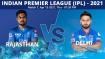 ಐಪಿಎಲ್ 2021: ರಾಜಸ್ಥಾನ್ vs ಡೆಲ್ಲಿ, ಪ್ಲೇಯಿಂಗ್ XI, Live ಅಪ್ಡೇಟ್ಸ್