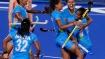 ಟೋಕಿಯೋ ಒಲಿಂಪಿಕ್ಸ್: ಐರ್ಲೆಂಡ್ ವಿರುದ್ಧ ಜಯ ಸಾಧಿಸಿದ ಭಾರತೀಯ ಮಹಿಳಾ ಹಾಕಿ ತಂಡ