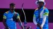 ವಿಶ್ವ ನಂ.1 ಎಲಿಸನ್ ವಿರುದ್ಧ ಸೋತ ಭಾರತದ ಆರ್ಚರ್ ಪ್ರವೀಣ್ ಜಾಧವ್