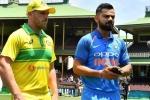 ಭಾರತ vs ಆಸ್ಟ್ರೇಲಿಯಾ: ಪಂದ್ಯಗಳ ಸಂಪೂರ್ಣ ವೇಳಾಪಟ್ಟಿ, ಪ್ರಸಾರ ಮಾಹಿತಿ