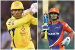 ಡೆಲ್ಲಿ ಕ್ಯಾಪಿಟಲ್ಸ್ ವಿರುದ್ಧ ಚೆನ್ನೈ ಸಮರ, ಸಂಭಾವ್ಯ XI