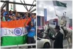 ವಿಶ್ವಕಪ್ 2019 : ಪಾಕಿಸ್ತಾನಿ ಅಭಿಮಾನಿಯ ಕ್ರೇಜಿ ರಾಯಲ್ ಎಂಟ್ರಿ