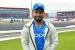 ಭಾರತ vs ಪಾಕ್ ಪಂದ್ಯದ ವೇಳೆ ಪಂತ್, ಝಿವಾ ಮಕ್ಕಳಾಟ-ವಿಡಿಯೋ