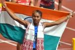 15 ದಿನಗಳಲ್ಲಿ 4ನೇ ಅಂತಾರಾಷ್ಟ್ರೀಯ ಚಿನ್ನ ಗೆದ್ದ ಅಥ್ಲೀಟ್ ಹಿಮಾ ದಾಸ್