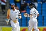 ಭಾರತ vs ವಿಂಡೀಸ್, 1ನೇ ಟೆಸ್ಟ್, Live Score: ಕೊಹ್ಲಿ-ರಹಾನೆ ಅರ್ಧಶತಕ
