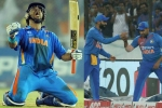 ಭಾರತ vs ವಿಂಡೀಸ್: ಟೀಮ್ ಇಂಡಿಯಾದ ಮೇಲೆ ಗುಡುಗಿದ ಯುವರಾಜ!