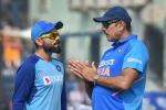 ಭಾರತ vs ಆಸ್ಟ್ರೇಲಿಯಾ: ಯುಎಇ ತಲುಪಿದ ಕೋಚ್ ರವಿ ಶಾಸ್ತ್ರಿ
