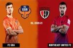 ಐಎಸ್ಎಲ್: ಎಫ್ಸಿ ಗೋವಾ vs ನಾರ್ತ್ಈಸ್ಟ್ ಯುನೈಟೆಡ್, Live ಸ್ಕೋರ್