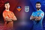 ಐಎಸ್ಎಲ್:ಎಫ್ಸಿ ಗೋವಾ vs ಮುಂಬೈಸಿಟಿ, Live ಸ್ಕೋರ್ಕಾರ್ಡ್