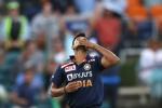 ಭಾರತ vs ಆಸ್ಟ್ರೇಲಿಯಾ: ಮೊದಲ ವಿಕೆಟ್ ಪಡೆದ ನಟರಾಜನ್ಗೆ ಟ್ವಿಟ್ಟರ್ನಲ್ಲಿ ಶ್ಲಾಘನೆ