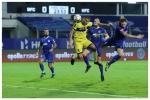 ಐಎಸ್ಎಲ್: ಬೆಂಗಳೂರು ಎಫ್ಸಿ vs ಹೈ್ರಾಬಾದ್ ಎಫ್ಸಿ, Live ಸ್ಕೋರ್