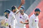 ಭಾರತ vs ಇಂಗ್ಲೆಂಡ್: ಅಕ್ಷರ್ ಮಿಂಚು, ಮತ್ತೊಂದು ಮೈಲಿಗಲ್ಲು ಸ್ಥಾಪನೆ