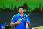 ISSF World Cup: ಕಂಚಿನ ಪದಕಕ್ಕೆ ಗುರಿಯಿಟ್ಟ ಸೌರಭ್ ಚೌಧರಿ