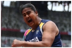 ಒಲಿಂಪಿಕ್ಸ್: ಡಿಸ್ಕಸ್ ಎಸೆತದಲ್ಲಿ ಭಾರತಕ್ಕೆ ನಿರಾಸೆ, 6ನೇ ಸ್ಥಾನ ಪಡೆದ ಕಮಲ್ಪ್ರೀತ್ ಕೌರ್