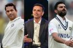 ಇಂಗ್ಲೆಂಡ್ ವಿರುದ್ಧ ಟೆಸ್ಟ್ನಲ್ಲಿ ಅತಿಹೆಚ್ಚು ರನ್ ಬಾರಿಸಿರುವ ಟಾಪ್ 5 ಭಾರತೀಯ ಬ್ಯಾಟ್ಸ್ಮನ್ಗಳು
