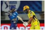 ಐಪಿಎಲ್ 2021: ಮುಂಬೈ ಇಂಡಿಯನ್ಸ್ ವಿರುದ್ಧ ಅಮೋಘ ಗೆಲುವು ಸಾಧಿಸಿದ ಧೋನಿ ಪಡೆ