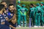 ಭಾರತ vs ಪಾಕ್: