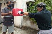 ಕ್ಯಾರಮ್, ಬಾಕ್ಸಿಂಗ್ನಲ್ಲಿ 100 ದಾಖಲೆಗಳ ದಾಖಲೆ ಬರೆದ ರಮೇಶ್ ಬಾಬು