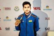 ISSF World Cup: ಐಶ್ವರ್ಯ ಪ್ರತಾಪ್ಗೆ 50 ಮೀ. ರೈಫಲ್ನಲ್ಲಿ ಚಿನ್ನ ಪದಕ