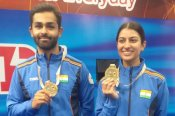 ISSF World Cup: ಅಂಗದ್ ವೀರ್-ಗಣೇಮತ್ ಸೆಖಾನ್ಗೆ ಚಿನ್ನದ ಮೆರಗು