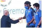 ISSF ವರ್ಲ್ಡ್ಕಪ್: 25 ಮೀ. ರ್ಯಾಪಿಡ್ ಫೈರ್ ಪಿಸ್ತೂಲ್ ವಿಭಾಗದಲ್ಲಿ ಬೆಳ್ಳಿ ಬಾಚಿಕೊಂಡ ಭಾರತ ಪುರುಷರ ತಂಡ