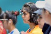 ISSF World Cup: ಯಶಸ್ವಿನಿಗೆ ಬಂಗಾರ, ಮನುಗೆ ಬೆಳ್ಳಿಯ ಗೌರವ