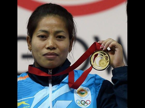 In Pictures India At Cwg 2014 On Day 2 July 24 086438 Pg
