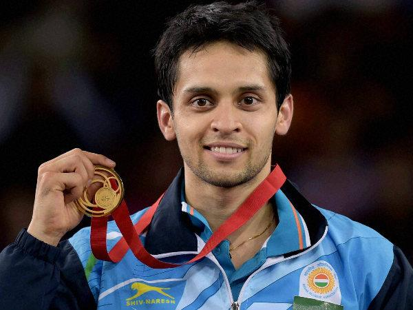 In Pictures India S Gold Medal Winners At Cwg 2014 086725 Pg