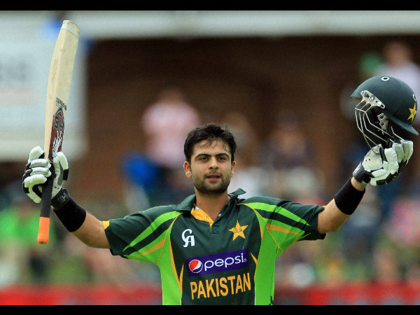Controversy What Did Ahmed Shehzad Say To Tillakaratne Dilshan