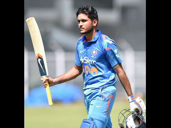 Manish Pandey hits ton as Karnataka complete hat-trick of wins
