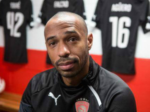 Thierry Henry retires