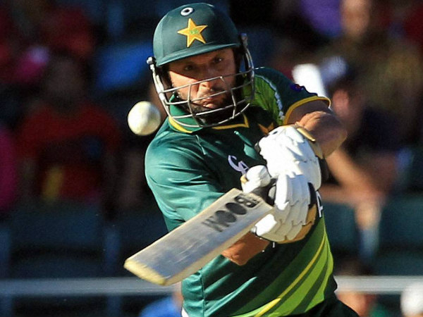 Will try to break De Villiers' 31-ball 100 record at World Cup: Shahid Afridi