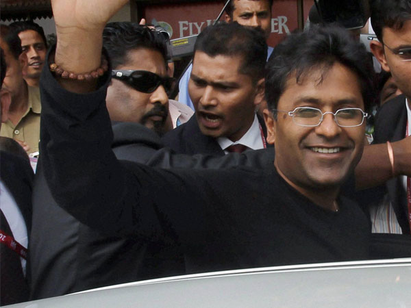 Lalit Modi Controversy No Threat To Life As Ed Prepares Red Corner Notice