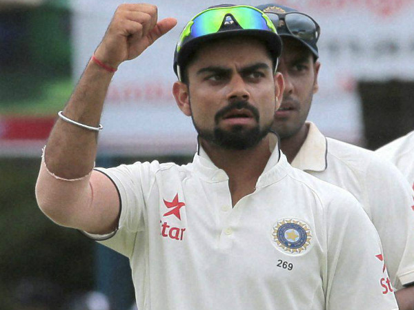 India Captain Virat Kohli Creates History In Sri Lanka