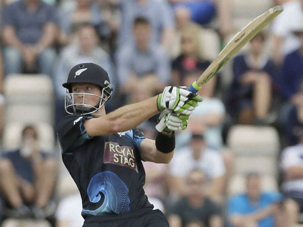 Martin Guptill sets record for fastest ODI fifty by a New Zealand cricketer