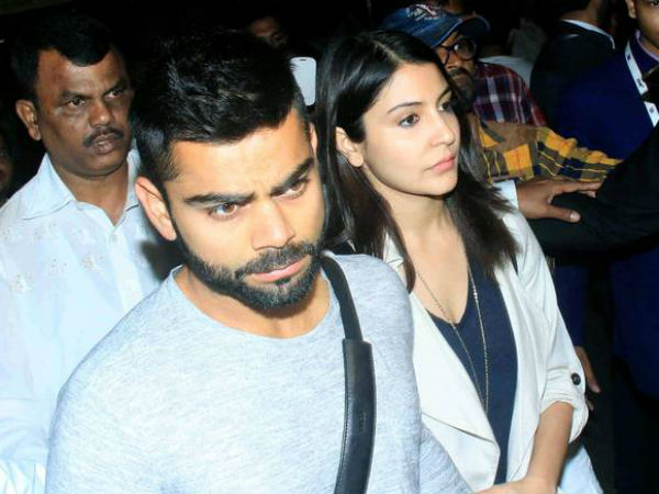 Patch Up Anushka Sharma Calls Virat Kohli