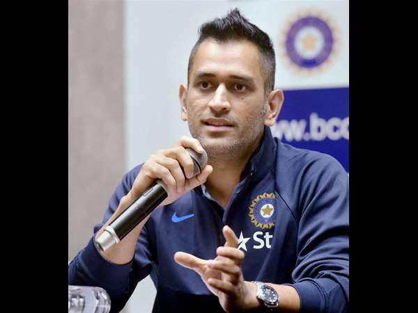 Dhoni Alleges Misuse Name Mobile Company