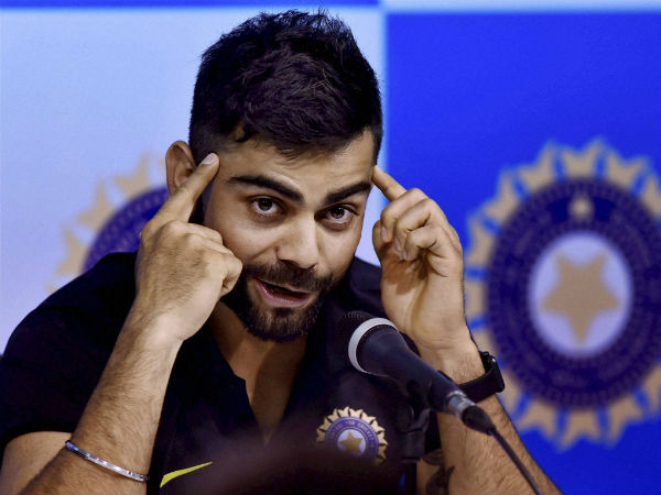 See Pic Don T Miss Virat Kohlis New Hairstyle