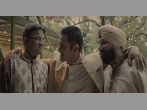 Ms Dhoni Ki No 1 Yaari Advertise Is Winning Over Hearts Watch Video