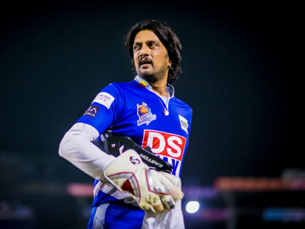 Actor Kiccha Sudeep Gets Invitation To Participate Corporate Cricket Day Lord S